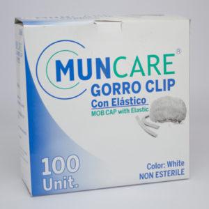 gorro clip